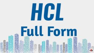 hcl full form